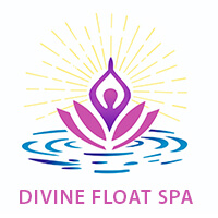 Divine Float Spa logo- the channel