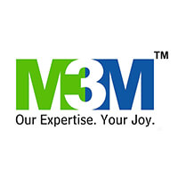M3M logo- the channel
