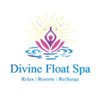 Divine Float Spa - Logo The Channel (1)